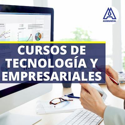 Cursos de tecnología y empresariales